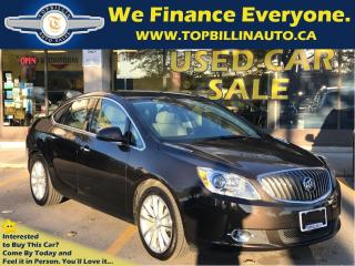 Used 2014 Buick Verano Navigation Package, Only 28K kms for sale in Concord, ON