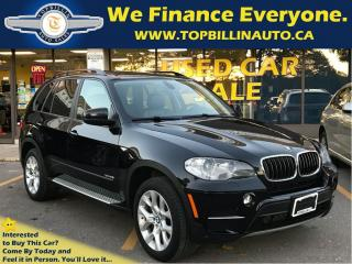 Used 2013 BMW X5 xDrive35i, Navigation, Backup Camera for sale in Concord, ON