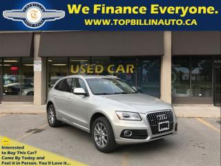 Used 2014 Audi Q5 3.0 AWD, NAVIGATION, 2 YEARS WARRANTY for sale in Concord, ON