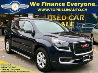 Used 2015 GMC Acadia SLE2 with Power Tailgate for sale in Concord, ON