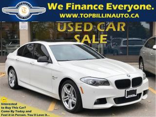 Used 2012 BMW 535xi M Sport PKG, Navigation for sale in Concord, ON