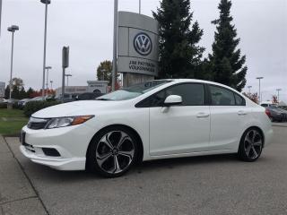 Used 2012 Honda Civic Sedan EX 5sp for sale in Surrey, BC