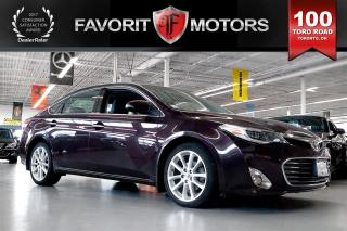 Used 2013 Toyota Avalon XLE | LTHR | NAV | BACK-UP CAM | HEATED SEATS for sale in North York, ON