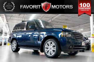 Used 2012 Land Rover Range Rover HSE AWD | LTHR | NAV | BACK-UP CAM | DVD for sale in North York, ON