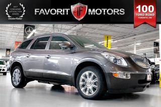 Used 2011 Buick Enclave CXL FWD | 7-PASSENGER | NAV | BACK-UP CAM for sale in North York, ON