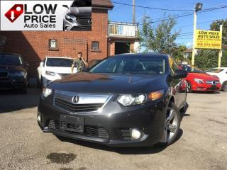 Used 2013 Acura TSX Leather*Sunroof*HtdSeats&Bluetooth* for sale in York, ON