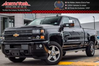 Used 2017 Chevrolet Silverado 2500HD LTZ 4x4|Crew|Bedliner|Tonneau_Cover|BOSE|R_Start for sale in Thornhill, ON