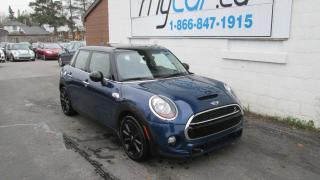 Used 2015 MINI Cooper S Cooper S for sale in Richmond, ON