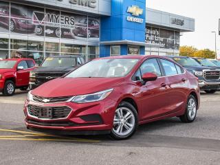Used 2017 Chevrolet Cruze LT, AUTO, SUNROOF, TECH/TRUE NORTH/CONVENIENCE PKG! for sale in Ottawa, ON