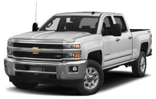 New 2018 Chevrolet Silverado 2500HD LTZ for sale in Bolton, ON