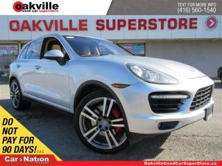 Used 2011 Porsche Cayenne Turbo | AWD | LEATHER | SUNROOF | NAVI | B/U CAM for sale in Oakville, ON