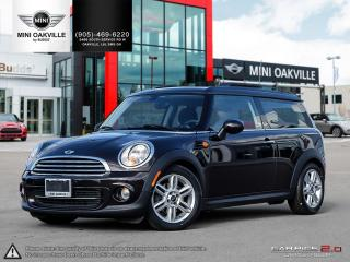 Used 2014 MINI Cooper Clubman *AUTO*, Sunroof, Heated Seats, Roof Rails for sale in Oakville, ON