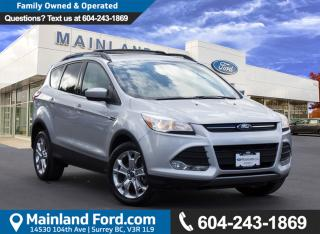 Used 2013 Ford Escape SE LOW KMS, LOCAL for sale in Surrey, BC