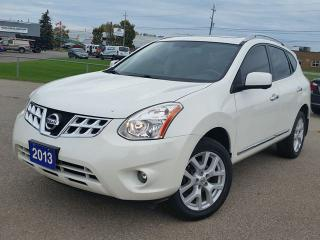 Used 2013 Nissan Rogue SL AWD for sale in Beamsville, ON