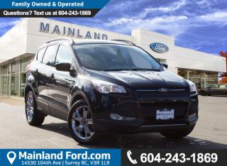 Used 2014 Ford Escape SE LOCAL, LOW KMS for sale in Surrey, BC