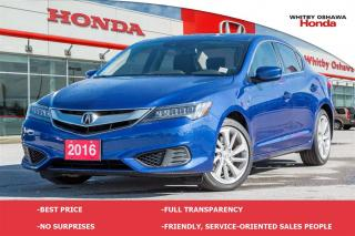Used 2016 Acura ILX Base | Automatic for sale in Whitby, ON