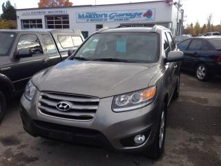 Used 2012 Hyundai Santa Fe GL Premium for sale in St Jacobs, ON