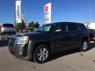 Used 2011 GMC Terrain SLE-1 ~P/Seat ~RearView Camera ~Fuel-Efficient for sale in Barrie, ON
