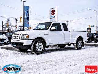 Used 2011 Ford Ranger XL Super Cab ~4.0 Liter V6 for sale in Barrie, ON