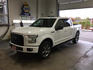 Used 2017 Ford F-150 XLT for sale in Kitchener, ON