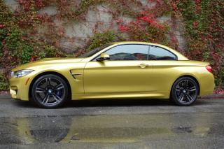 Used 2016 BMW M4 Convertible for sale in Vancouver, BC