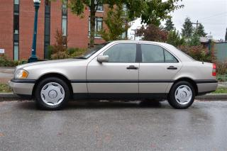 Used 1996 Mercedes-Benz C-Class C220 Sedan for sale in Vancouver, BC