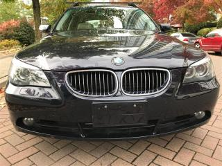 Used 2007 BMW 530 STATION WAGON,AWD,PANORAMIC SUN ROOF for sale in Vancouver, BC