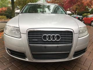 Used 2007 Audi A6 WAGEN, AWD, FULLY LOADED, LOCAL, NO ACCIDENT for sale in Vancouver, BC