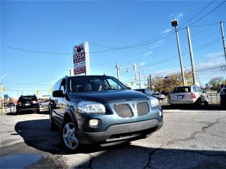 Used 2005 Pontiac Montana AUTO EXTENDED PW PL PM A/C LOW KM NO RUST for sale in Oakville, ON
