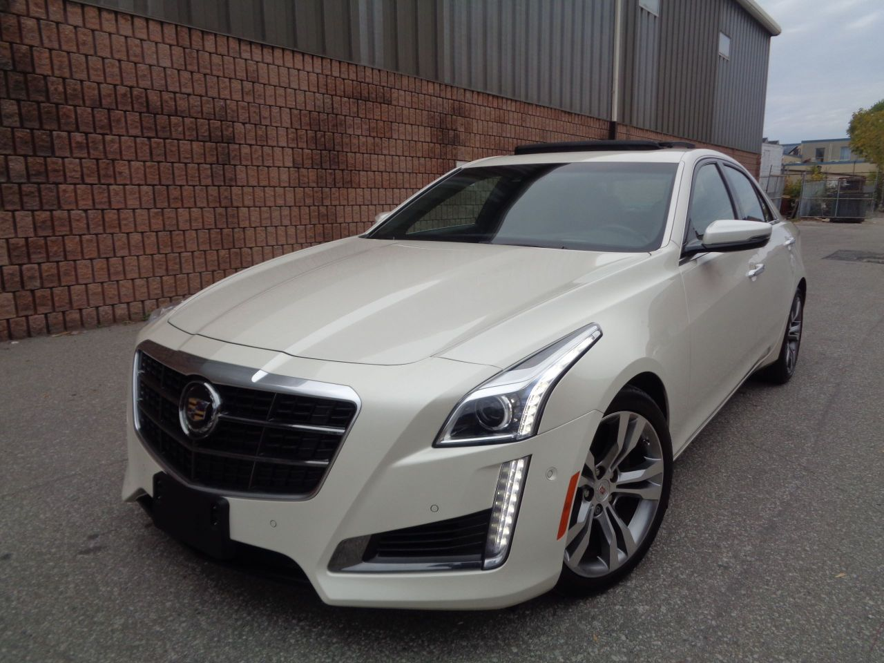 2014 Cadillac CTS V-SPORT ***SOLD***