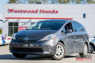 Used 2012 Toyota Prius V Leather + Sunroof for sale in Port Moody, BC