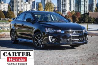 Used 2017 Mitsubishi Lancer SE LTD + LOW KMS + ACCIDENTS FREE + SPOILER! for sale in Vancouver, BC