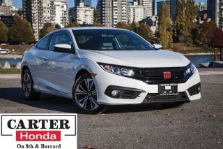 Used 2017 Honda Civic EX-T + SUNROOF + LOW KMS + NO ACCIDENTS! for sale in Vancouver, BC