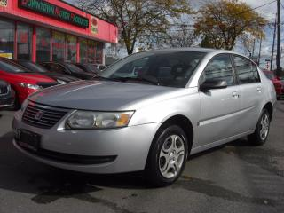 Used 2005 Saturn Ion Level 2 for sale in London, ON