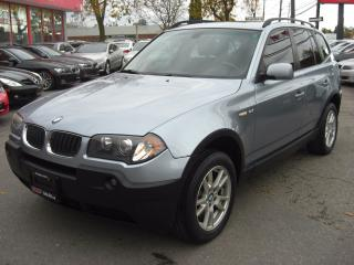 Used 2005 BMW X3 2.5i for sale in London, ON
