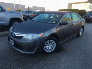 Used 2013 Toyota Camry HYBRID - for sale in Surrey, BC