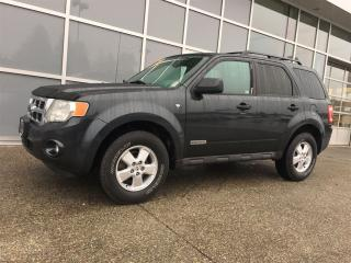 Used 2008 Ford Escape XLT 3.0L for sale in Surrey, BC