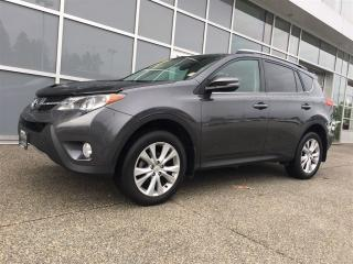 Used 2015 Toyota RAV4 LIMITED  for sale in Surrey, BC
