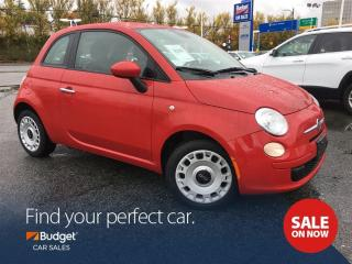 Used 2014 Fiat 500 Traction Control, Automatic, Super Clean for sale in Vancouver, BC