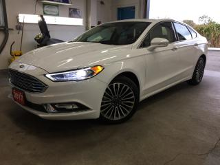 Used 2017 Ford Fusion SE AWD for sale in Kitchener, ON