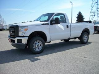 Used 2012 Ford F-250 XL REG CAB 4X4 for sale in Stratford, ON