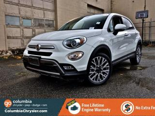 Used 2016 Fiat 500X Trekking for sale in Richmond, BC