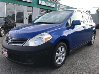 Used 2010 Nissan Versa 1.8 SL l Automatic l Alloy Wheels for sale in Waterloo, ON