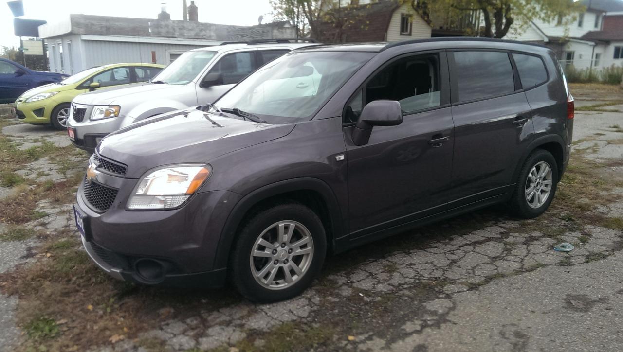 2012 Chevrolet Orlando 1LT BLUETOOTH/ 7 SEATS