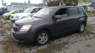 Used 2012 Chevrolet Orlando 1LT BLUETOOTH/ 7 SEATS for sale in Cambridge, ON