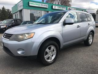 Used 2007 Mitsubishi Outlander LS for sale in Waterloo, ON