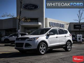 Used 2014 Ford Escape SE, LEATHER, NAVI, 1.9% FINANCE O.A.C for sale in Mississauga, ON