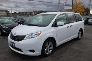 Used 2016 Toyota Sienna Bluetooth Backup Cam Heated Seats for sale in Brampton, ON