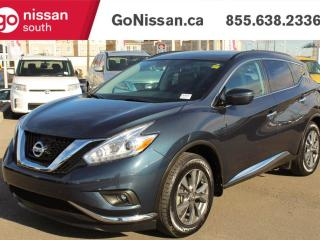 Used 2017 Nissan Murano SV - AWD, NAVIGATION, PANORAMIC SUNROOF for sale in Edmonton, AB