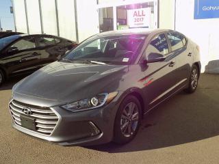 Used 2017 Hyundai Elantra GL for sale in Edmonton, AB